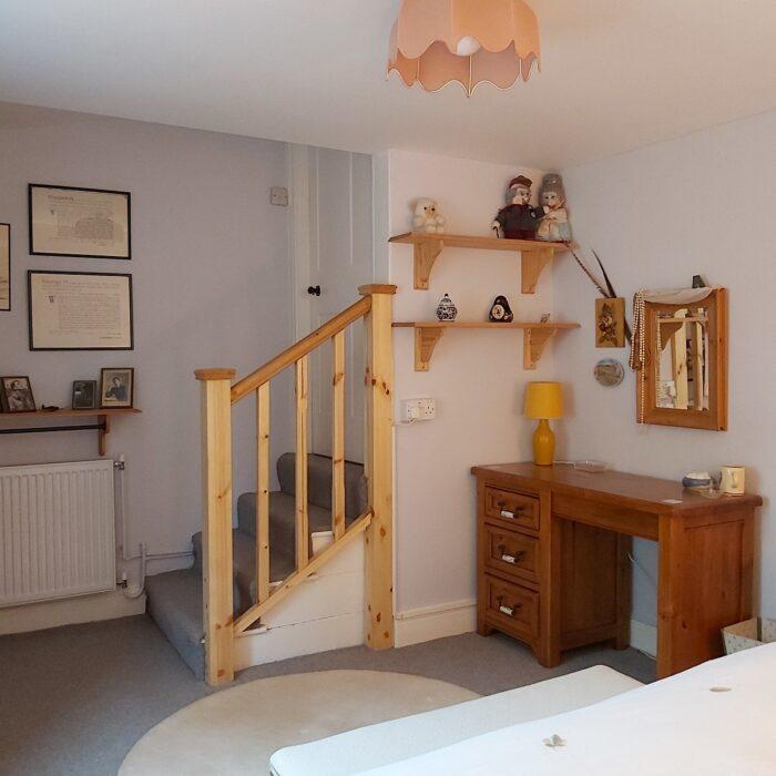Corner House Bedroom
