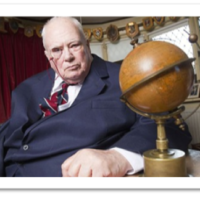 The work of the late astronomer, Sir Patrick Moore, will live on through Dark Sky Places