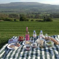 Picnics delivered straight to your holiday cottage (or tent!)